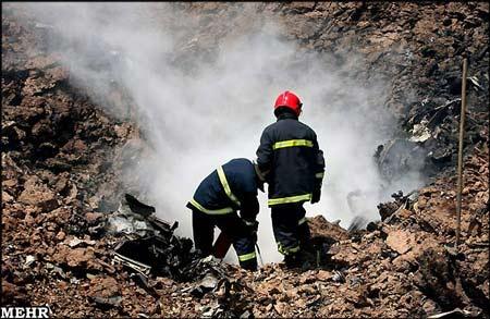 سقوط هواپیمای تهران-ایروان