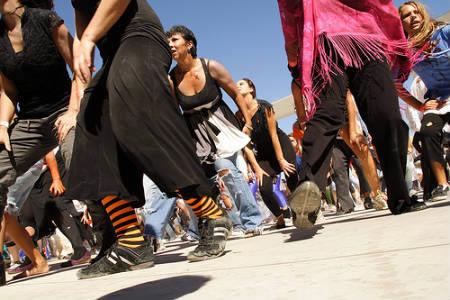 بزرگترین Thriller رقص جهان