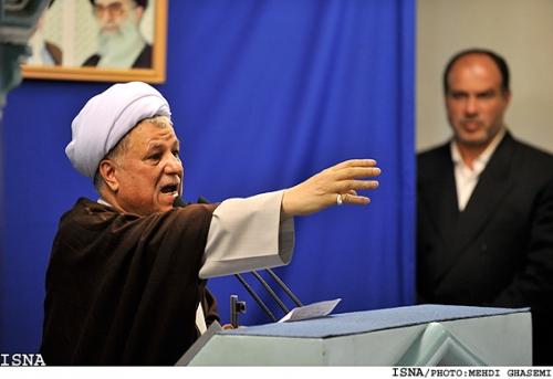 نماز جمعه تهران - 26 تیر 88
